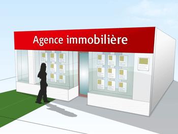 Pourquoi passer par une agence immobili re le blog de for Immobilier e