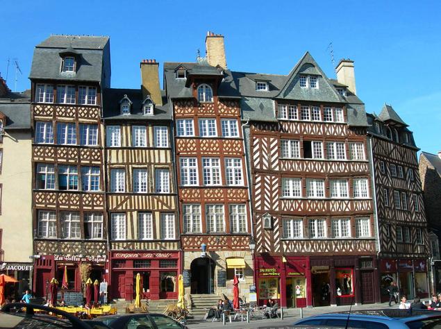 L'immobilier sur Rennes et ce que la LGV vachanger