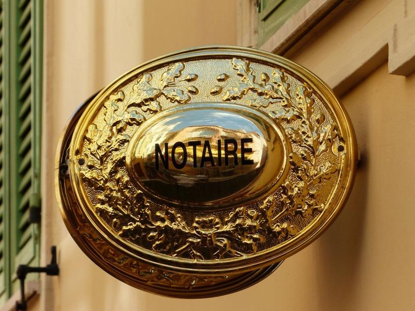 Peut On Deduire Les Frais De Notaires Le Blog De L Immobilier